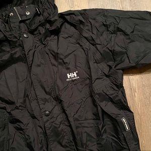 Helly Hansen Packable Parka Rain Jacket